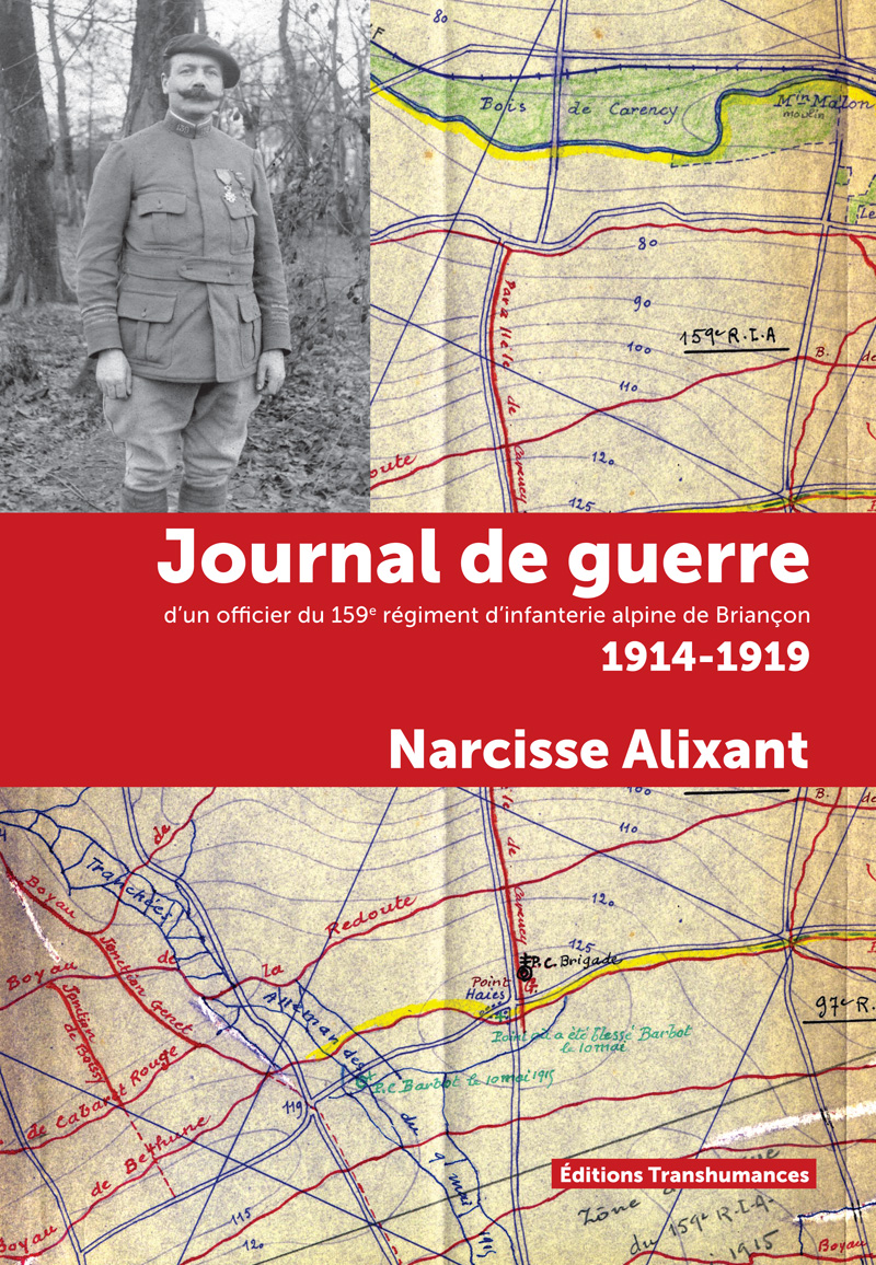 Journal de guerre d'un officier…